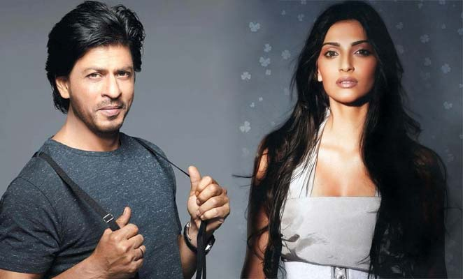 Shah Rukh Khan to romance Sonam Kapoor in 'Raees'