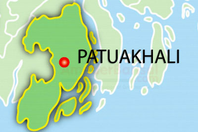 patuakhali-news-map