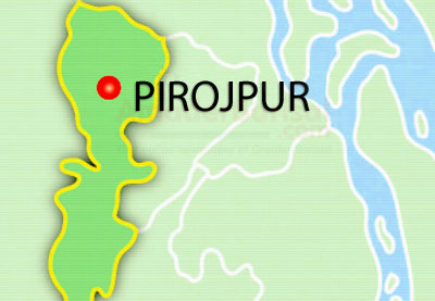 pirojpur-news-map Pirojpur Map