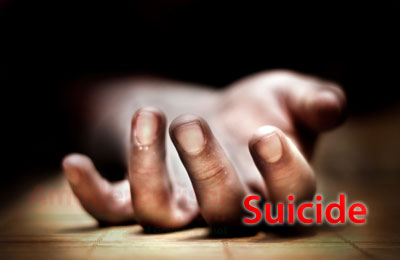 Female doctor committed suicide in the city