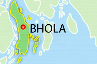 750 Kg VGF rice seized in Bhola
