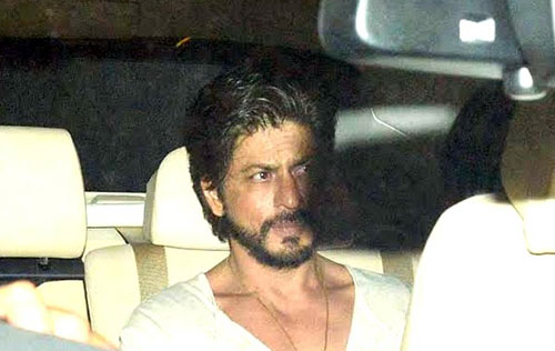 Shah Rukh Khan Visits Salman Khan Before Final Verdict