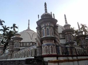 দেড়'শ বছরের ঐতিহ্য বরিশালের উলানিয়া মসজিদ
