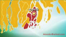 পটুয়াখালী মানচিত্র