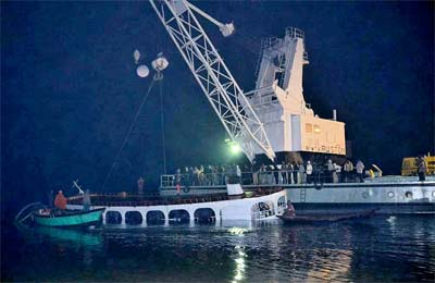 MV Shathil salvage started, no dead body recovered