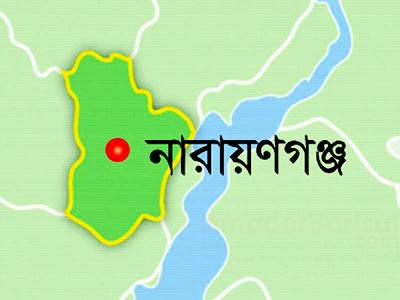 নারায়ণগঞ্জ মানচিত্র