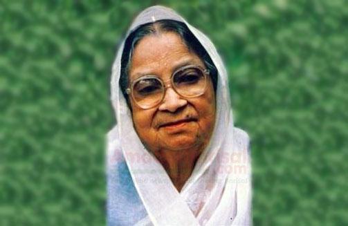 begum-sufia-kamal বেগম সুফিয়া কামাল