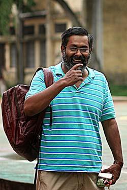 amit-sen-barisal-bm-college বরিশালের হাওয়ায় উৎফুল্ল দাদা