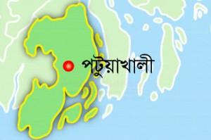 patuakhali-news-map পটুয়াখালী সংবাদ মানচিত্র