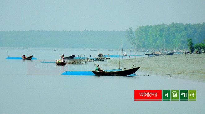 bhola-fisherman-boat মাছ ধরার নৌকা মাঝি জেলে