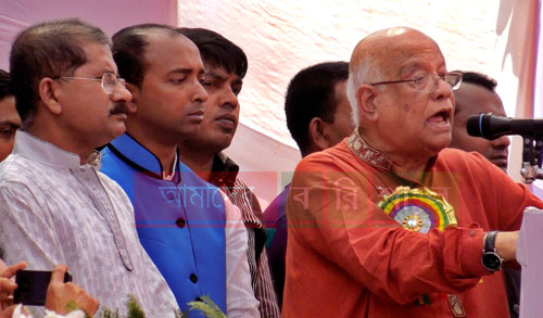 Blockade-Hartal destroying the country's potentiality: Muhith