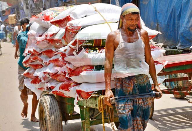 মঙ্গলবার থেকে আরো বাড়ছে তাপমাত্রা