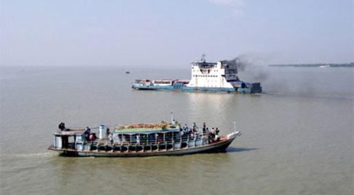 ferry-mawa ফেরি মাওয়া পদ্মা