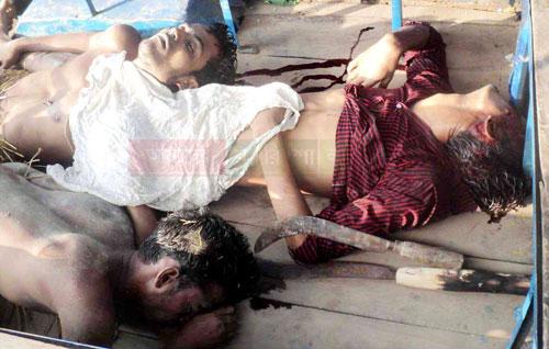 hijla-dakat-murder তিন ডাকাত হত্যা: তিনশ' গ্রামবাসীর বিরুদ্ধে মামলা