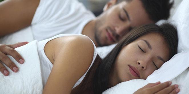 sleeping-together-husband-wife-relationship ঘুম বিছানা স্বামী স্ত্রী সম্পর্ক