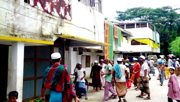 চরফ্যাশনে 'কালেমার দাওয়াত' পল্লী: তথ্য নেই পুলিশের কাছে