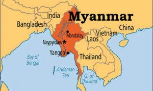 'রোহিঙ্গা মুসলিম শূন্য করতে চাইছে মিয়ানমার'