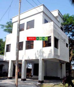 চালুর অপেক্ষায় কাউখালী নৌ-পূর্বাভাস কেন্দ্র