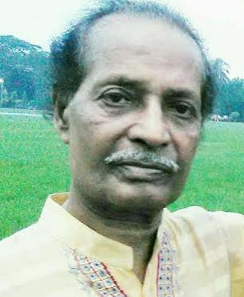 সাংবাদিক মিথুন সাহার বাবার মৃত্যু