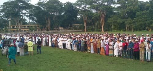 কাউখালীতে যুবদল নেতার স্ত্রীর মৃত্যু