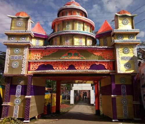 কাউখালীতে রাস পূর্ণিমা উৎসব রবিবার
