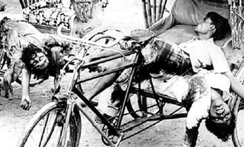 গণহত্যার খবরে বরিশালে অস্ত্রাগার ভেঙে অস্ত্র-গুলি নিয়ে আসা হয়