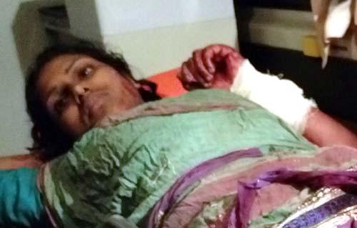 কাউখালীতে নারীর পায়ের রগ কর্তন: সাবেক স্বামীসহ ৪ জনের জেল