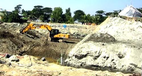 উন্নয়ন প্রকল্পে বদলে যাচ্ছে পর্যটন কেন্দ্র কুয়াকাটা