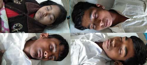 মঠবাড়িয়ায় স্কুলের জমির বিরোধে হামলায় ৪ শিক্ষার্থী আহত