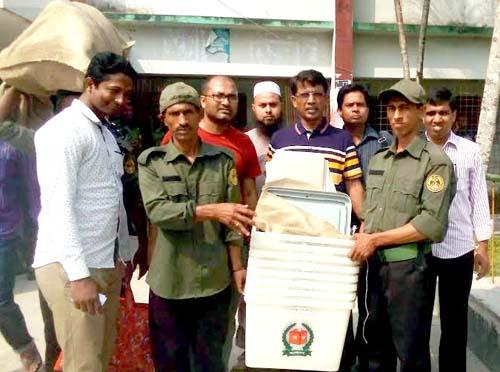 কাউখালী উপজেলা পরিষদ নির্বাচন আজ
