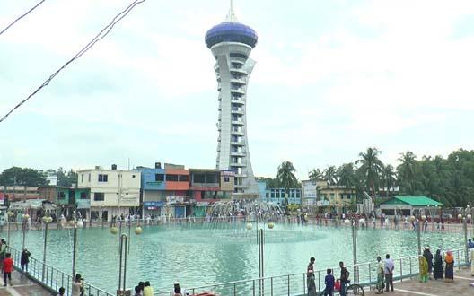 পর্যটনের নগরী 'চরফ্যাশন উপজেলা'