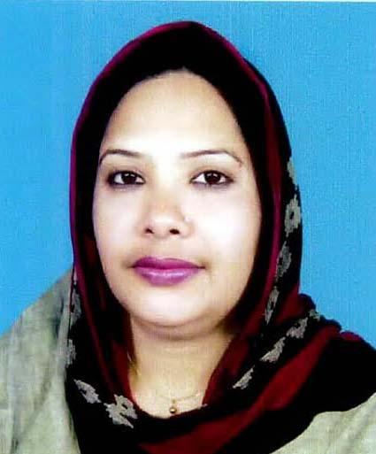 কলাপাড়ায় তামিমা বিথী নারী কাউন্সিলর নির্বাচিত