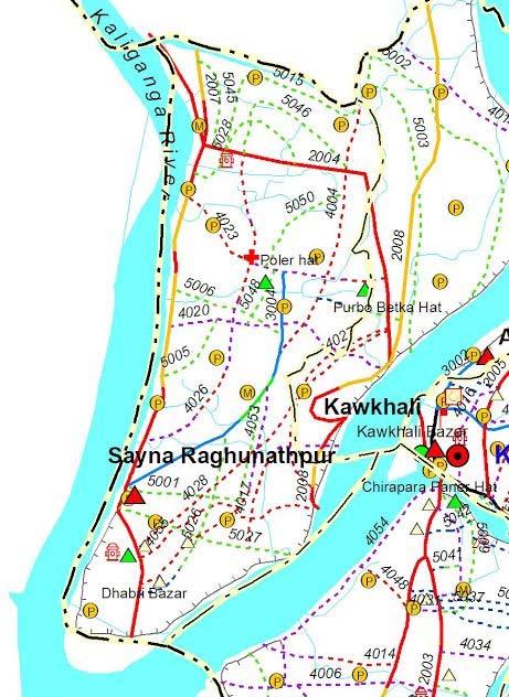 কাউখালীর সয়না রঘুনাথপুর ইউপির উপ-নির্বাচন ২৫ জুলাই