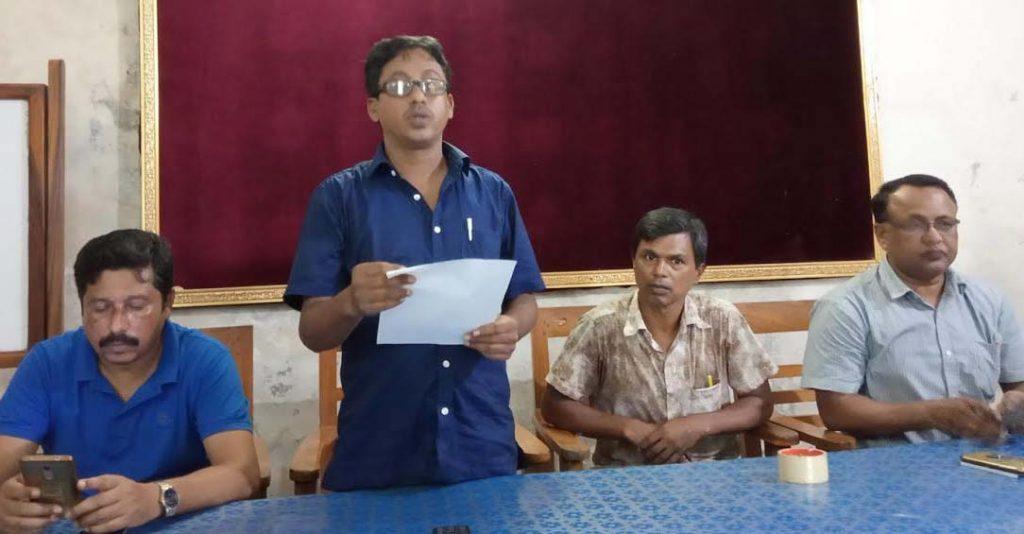 কলাপাড়া প্রেসক্লাব নির্বাচন ১৬ আগষ্ট, তফষিল ঘোষণা