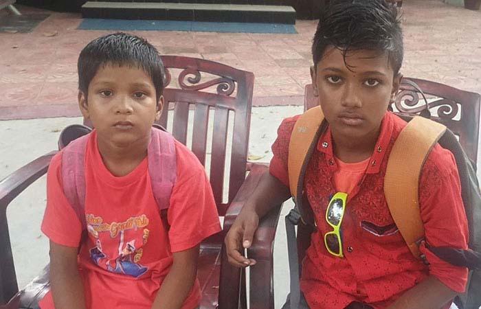 ভারতে কারাভোগ শেষে পিরোজপুরের ২ শিশুকে ফেরত, মা এখনও কারাগারে