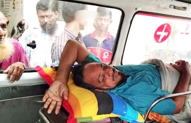 কাঁঠালিয়ায় আ'লীগ নেতাকে পিটিয়ে আহত, নির্বাচন স্থগিত