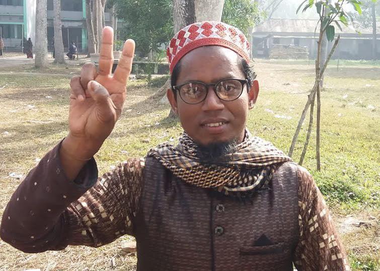 কাউখালী ইউপি সদস্য পদে রিয়াজুল নির্বাচিত