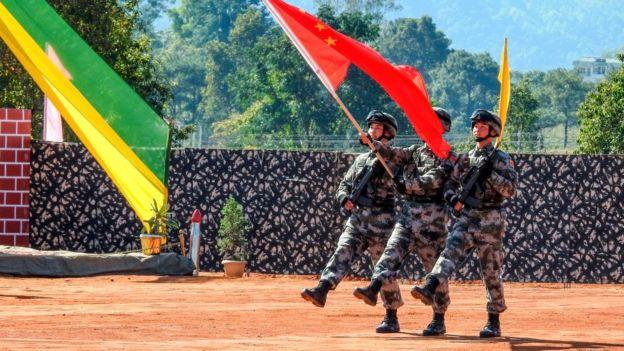 চীন-ভারত সামরিক সংঘাত: কার শক্তি কতটা, কোন্ দেশ কার পক্ষ নেবে