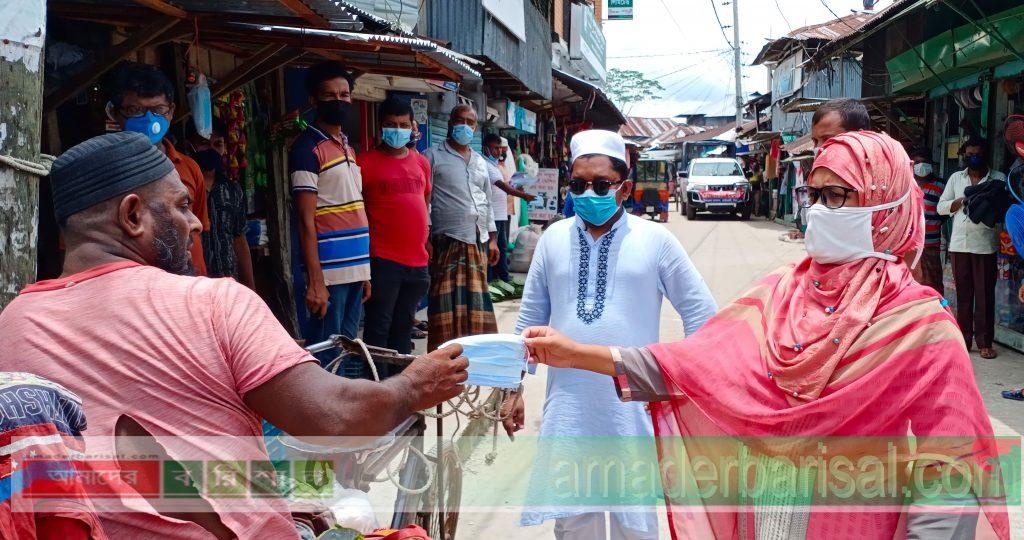 কাউখালীতে ২০ জনকে ভ্রাম্যমান আদালতের জরিমানা