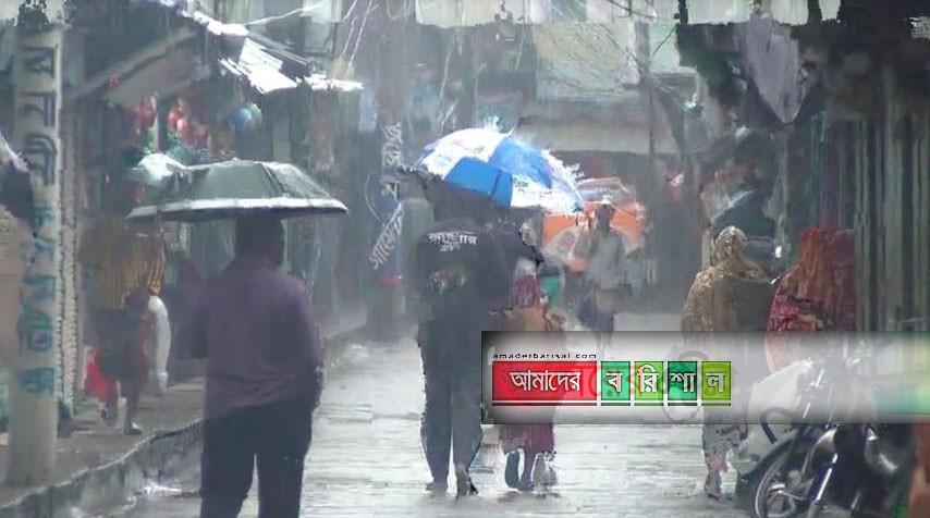 পটুয়াখালীতে ভারী বৃষ্টিপাতে জনজীবন বিপর্যস্ত, সাগরে মাছ ধরার ট্রলার ডুবি