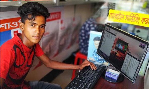 রাঙ্গাবালীতে সড়ক দুর্ঘটনায় এক স্কুলছাত্র নিহত,আহত ২