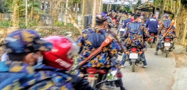 মেহেন্দিগঞ্জ পৌর নির্বাচন আগামীকাল : সুষ্ঠু নির্বাচনে তৎপর প্রশাসন